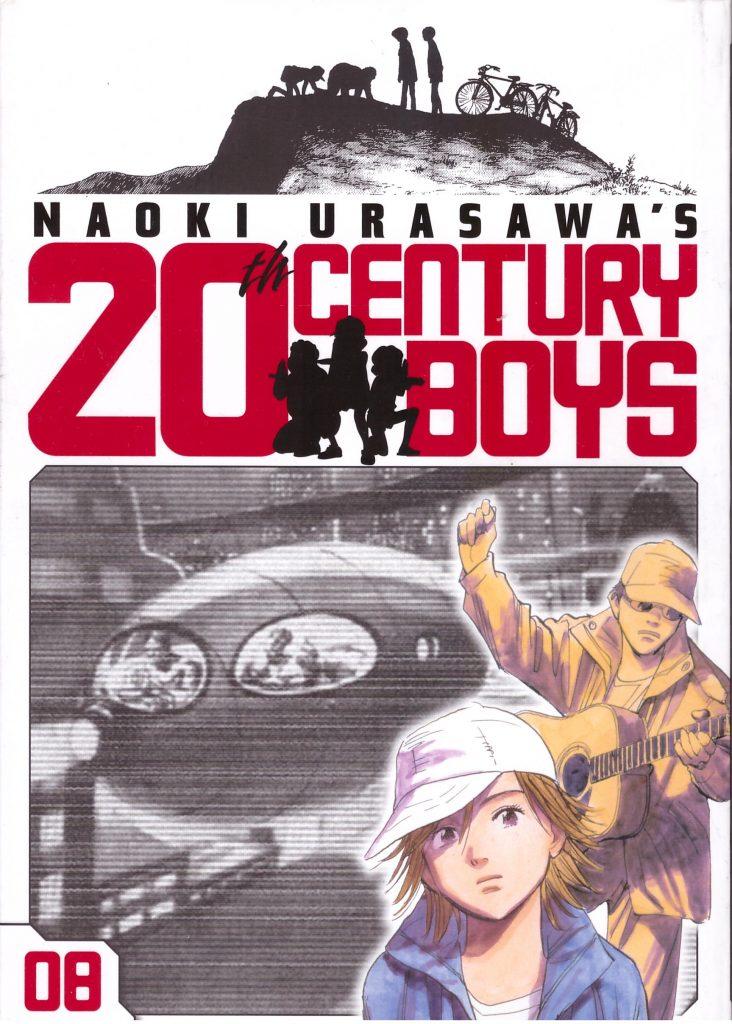 20th Century Boys 08: Kenji's Song