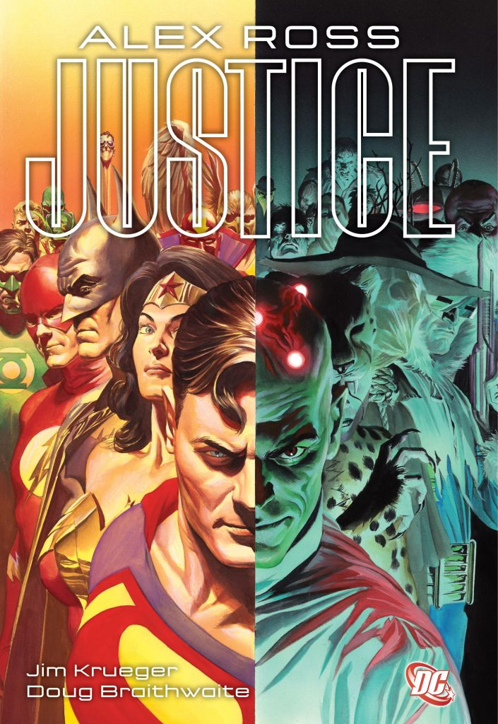 Alex Ross: Justice/Absolute Justice