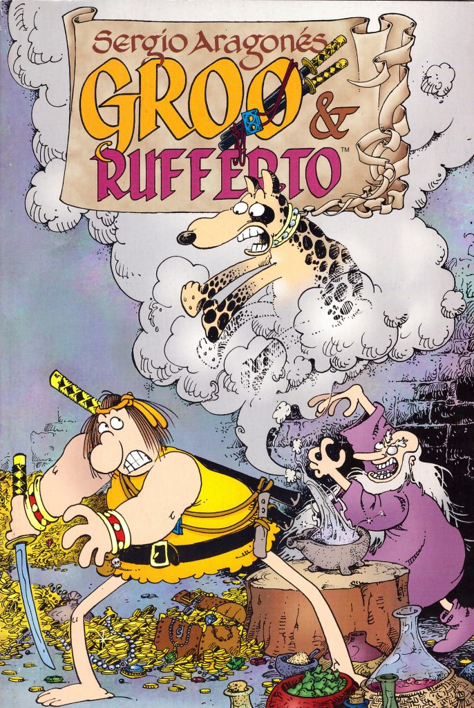 Groo & Rufferto