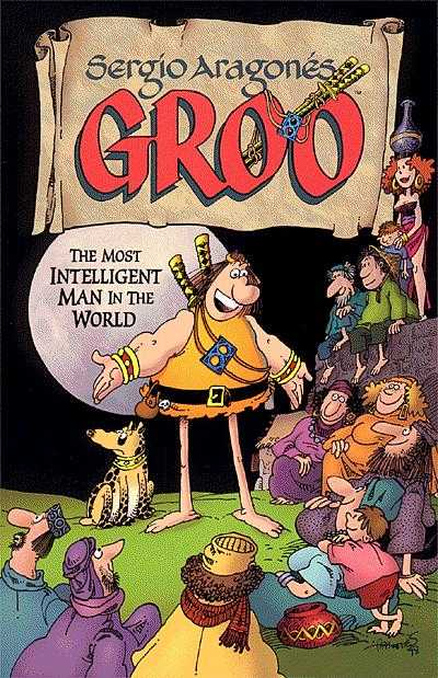 Groo The Most Intelligent Man in the World
