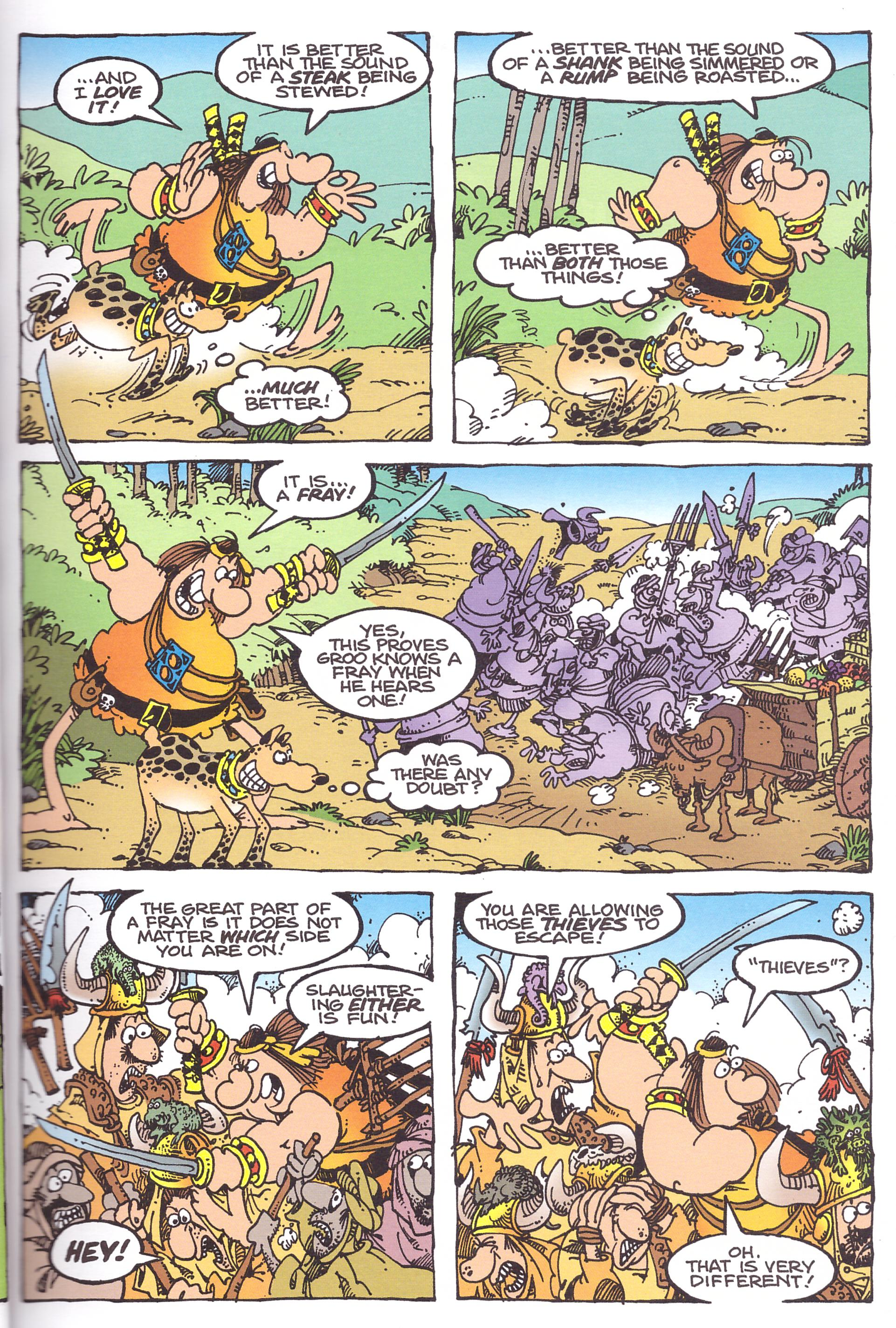 Groo & Rufferto review