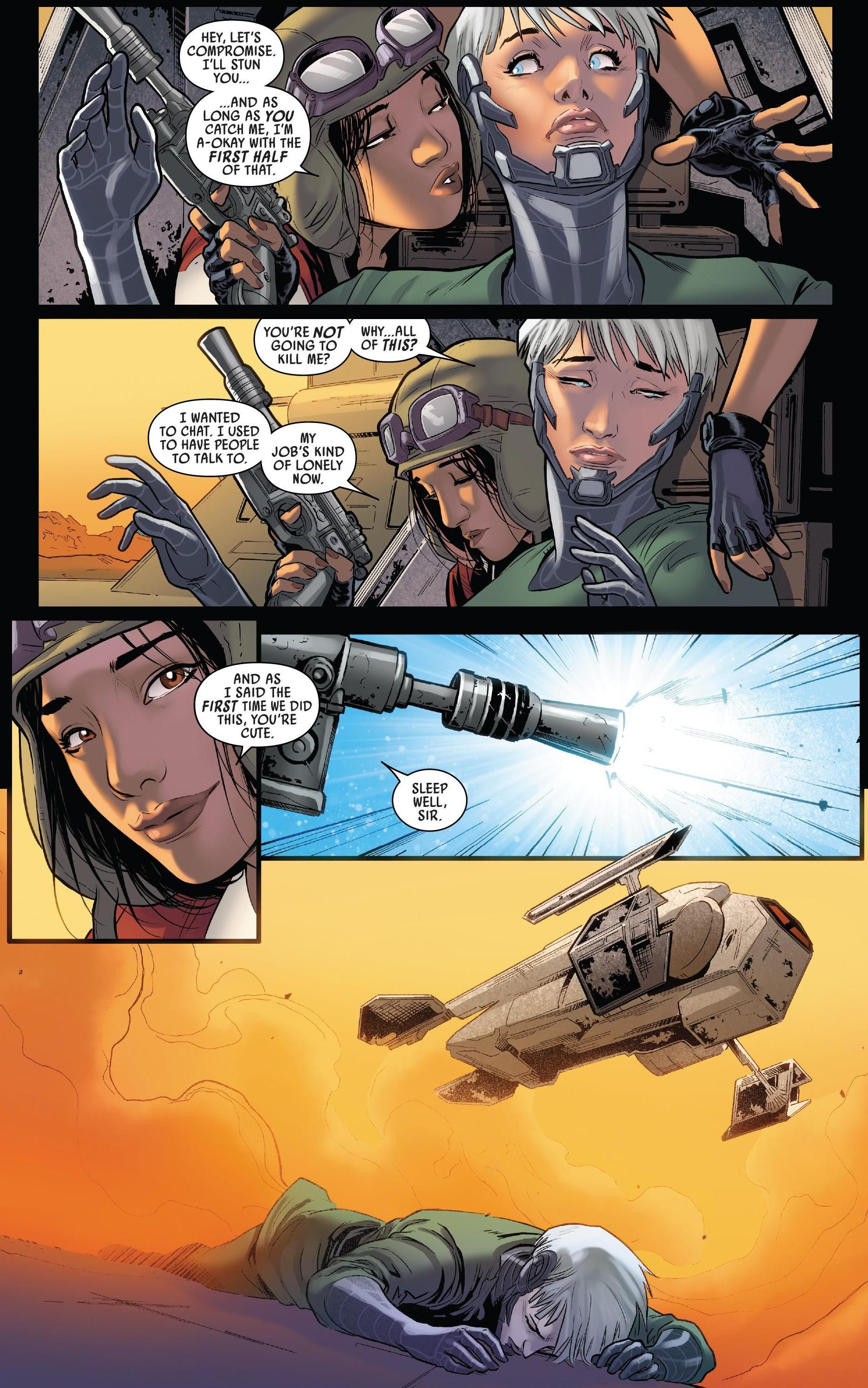 Star Wars Doctor Aphra Remastered review