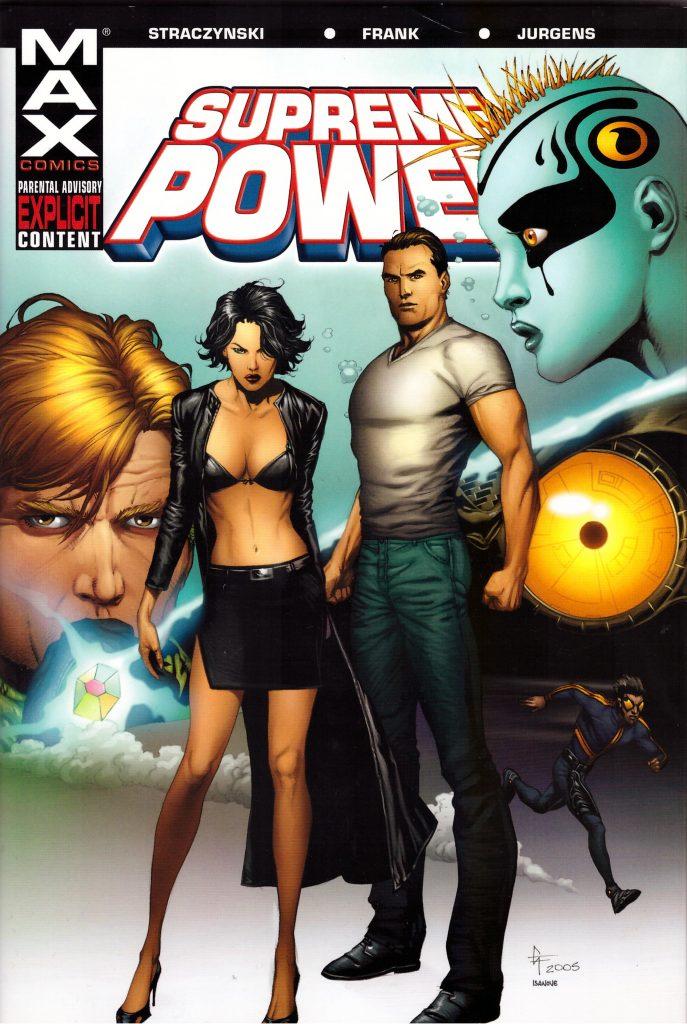 Supreme Power Vol. 2