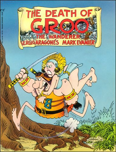 The Death of Groo the Wanderer