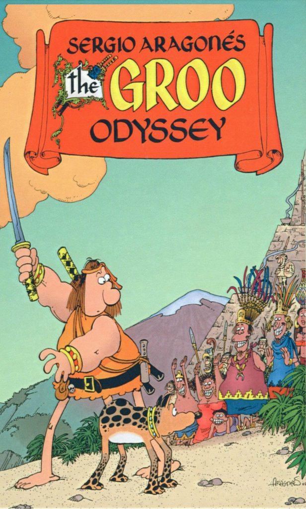 The Groo Odyssey