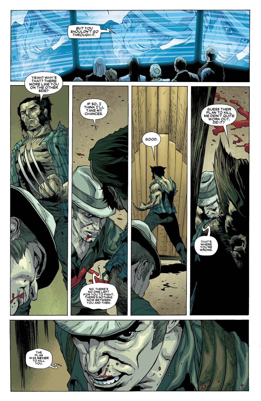 Wolverine's Revenge review