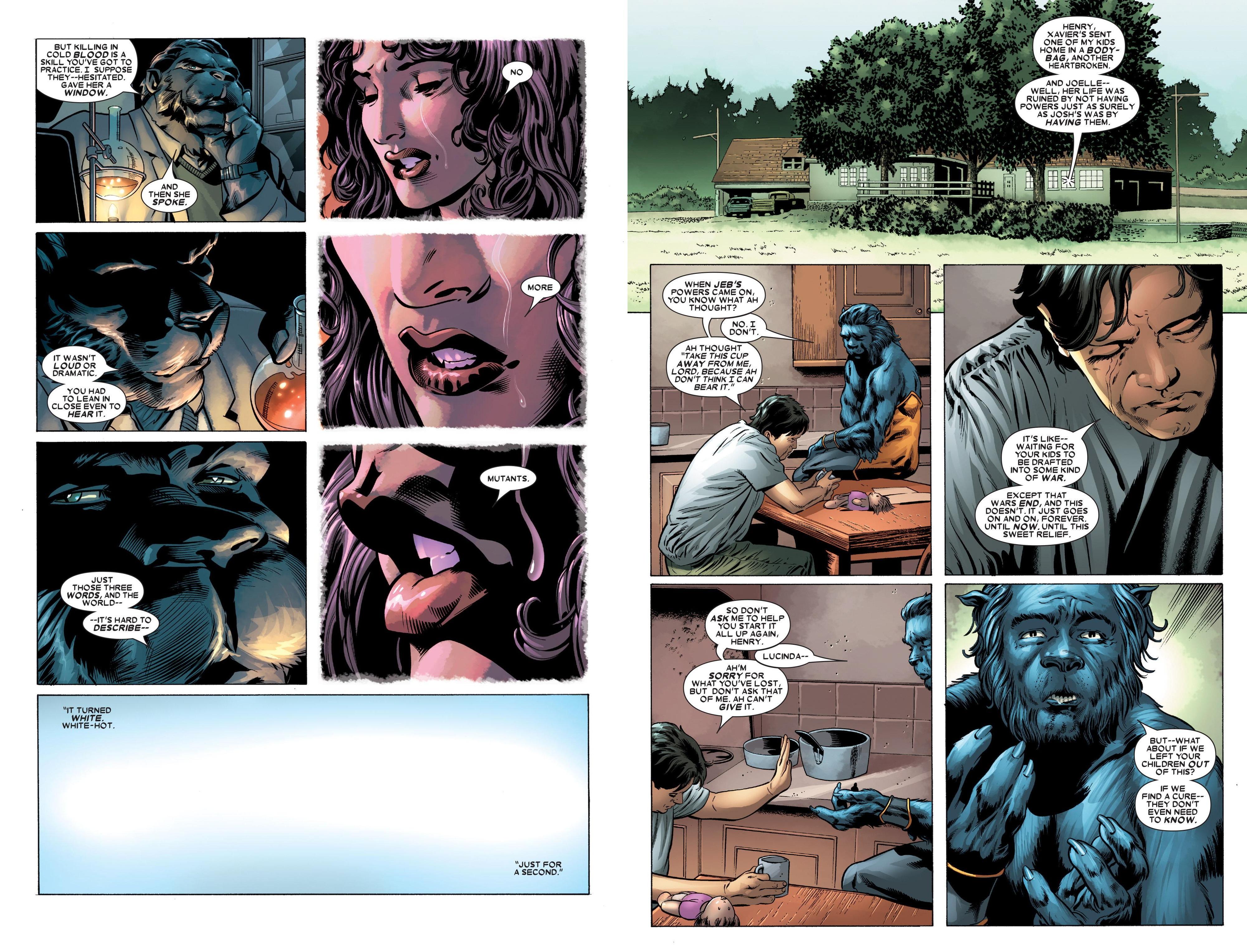 X-Men Endangered Species review