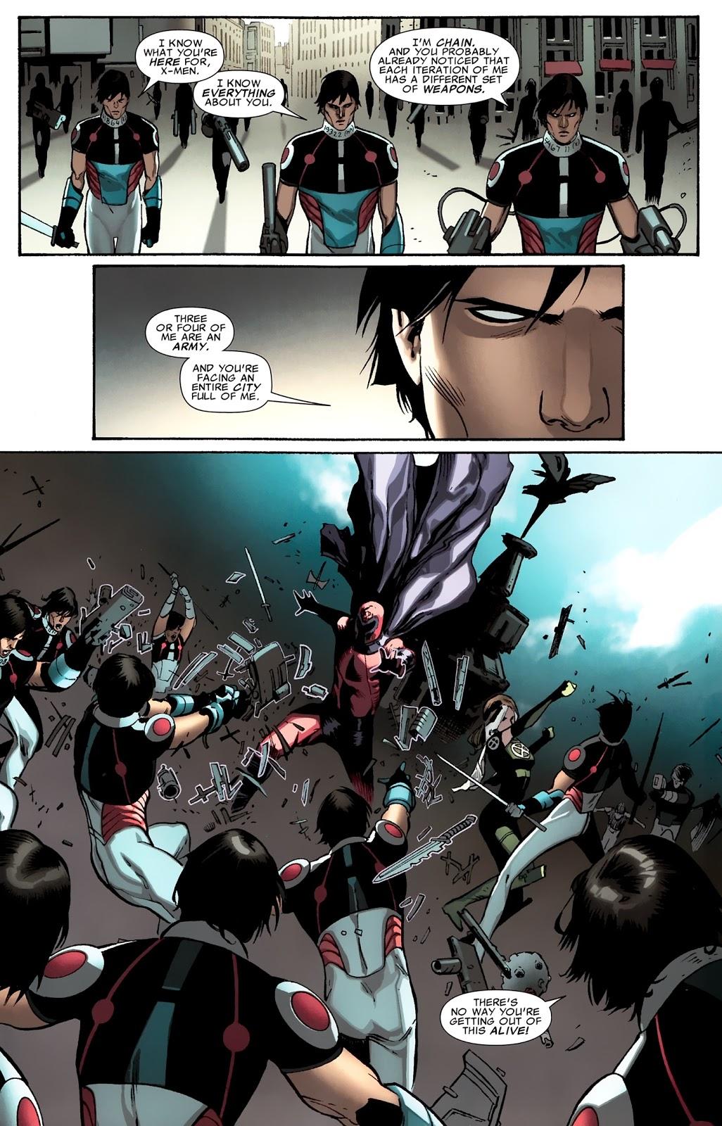 X-Men Legacy Lost Legions review