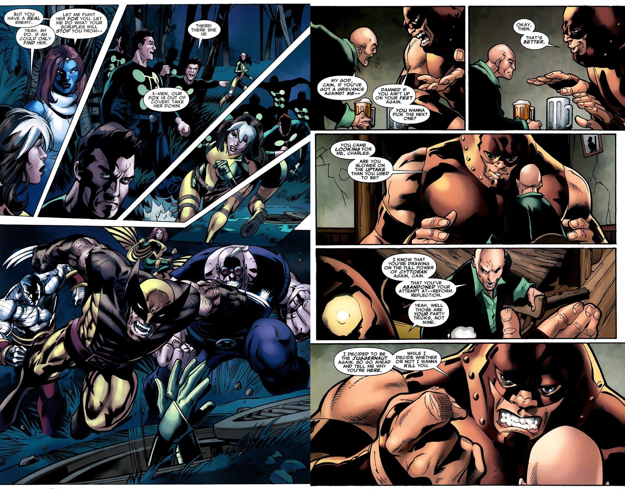 X-Men Legacy Salvage review
