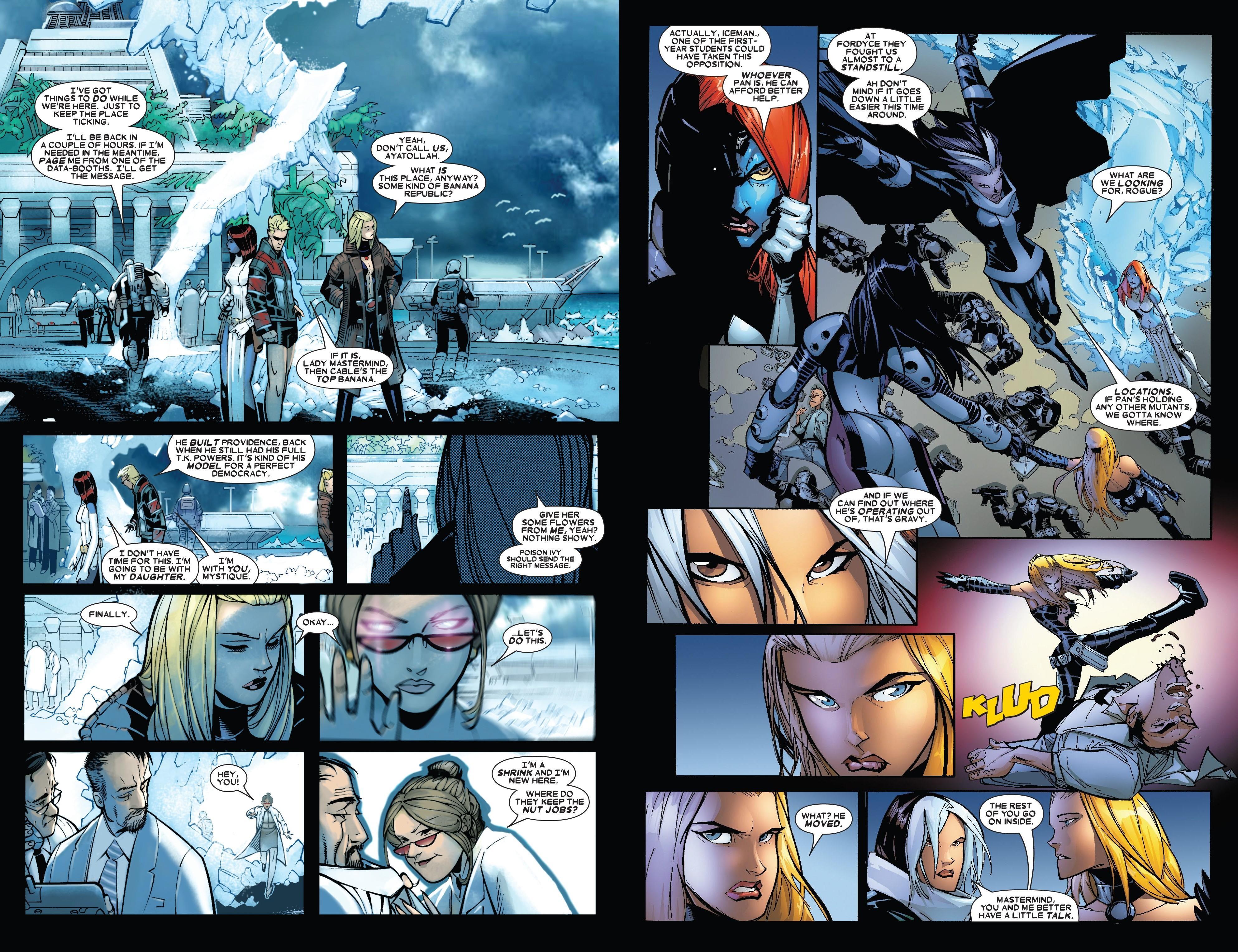 X-Men Marauders review