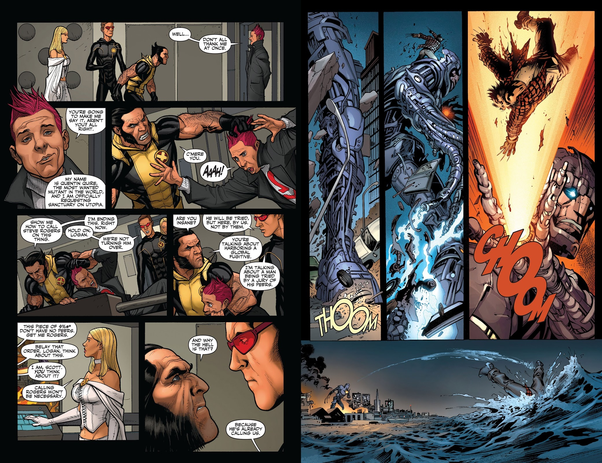 X-Men Schism review
