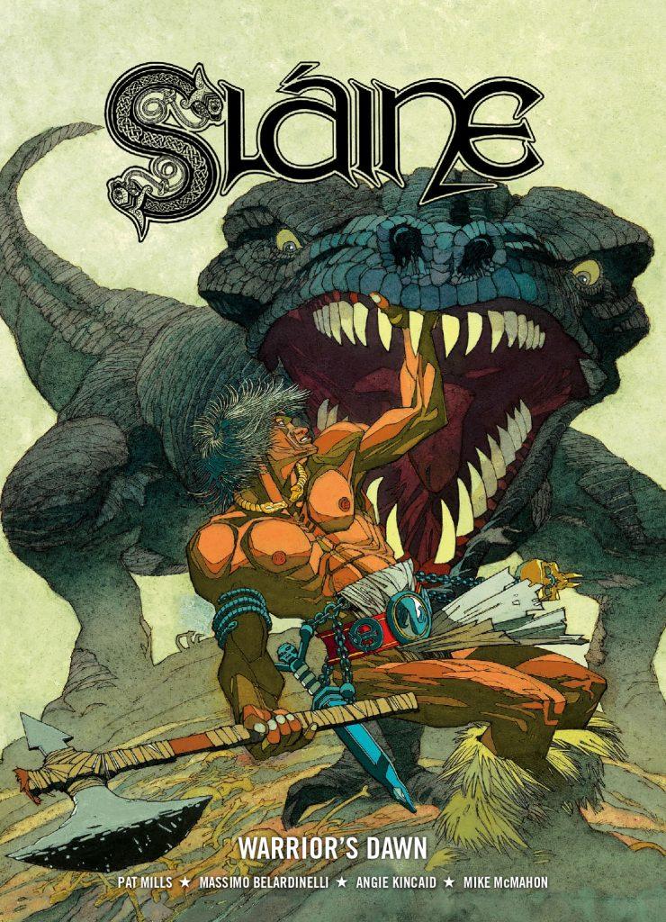 Sláine: Warrior's Dawn