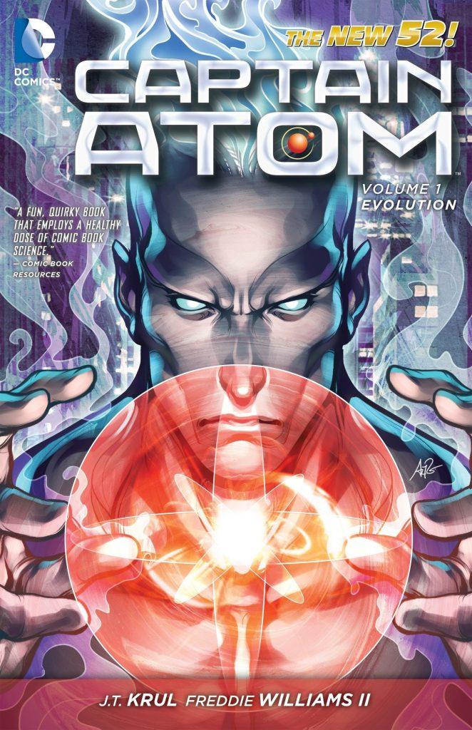 Captain Atom: Evolution