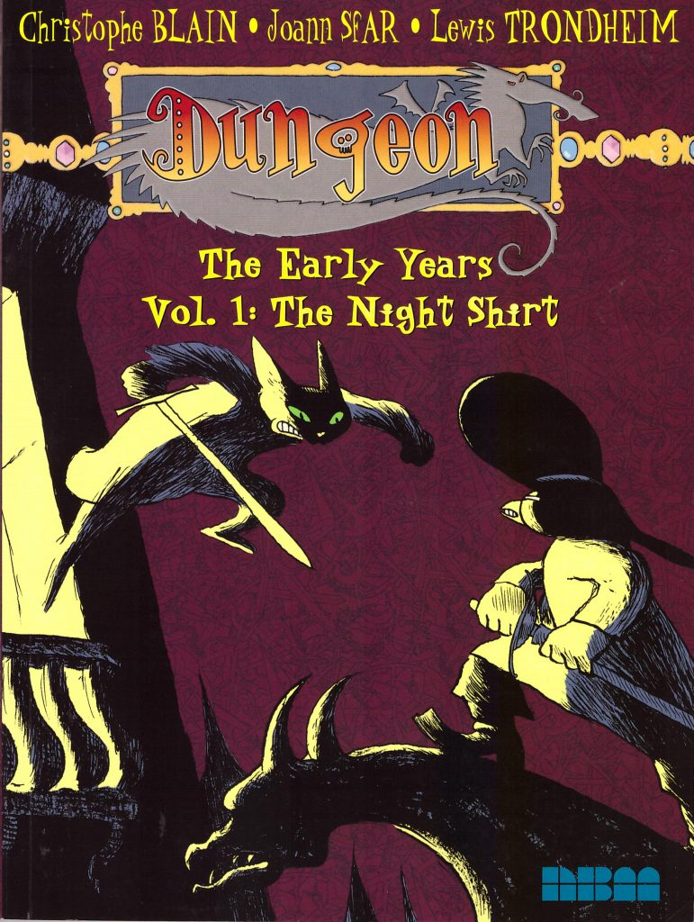 Dungeon: The Early Years Vol. 1 – The Night Shirt