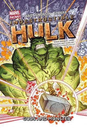 Indestructible Hulk: Gods and Monster