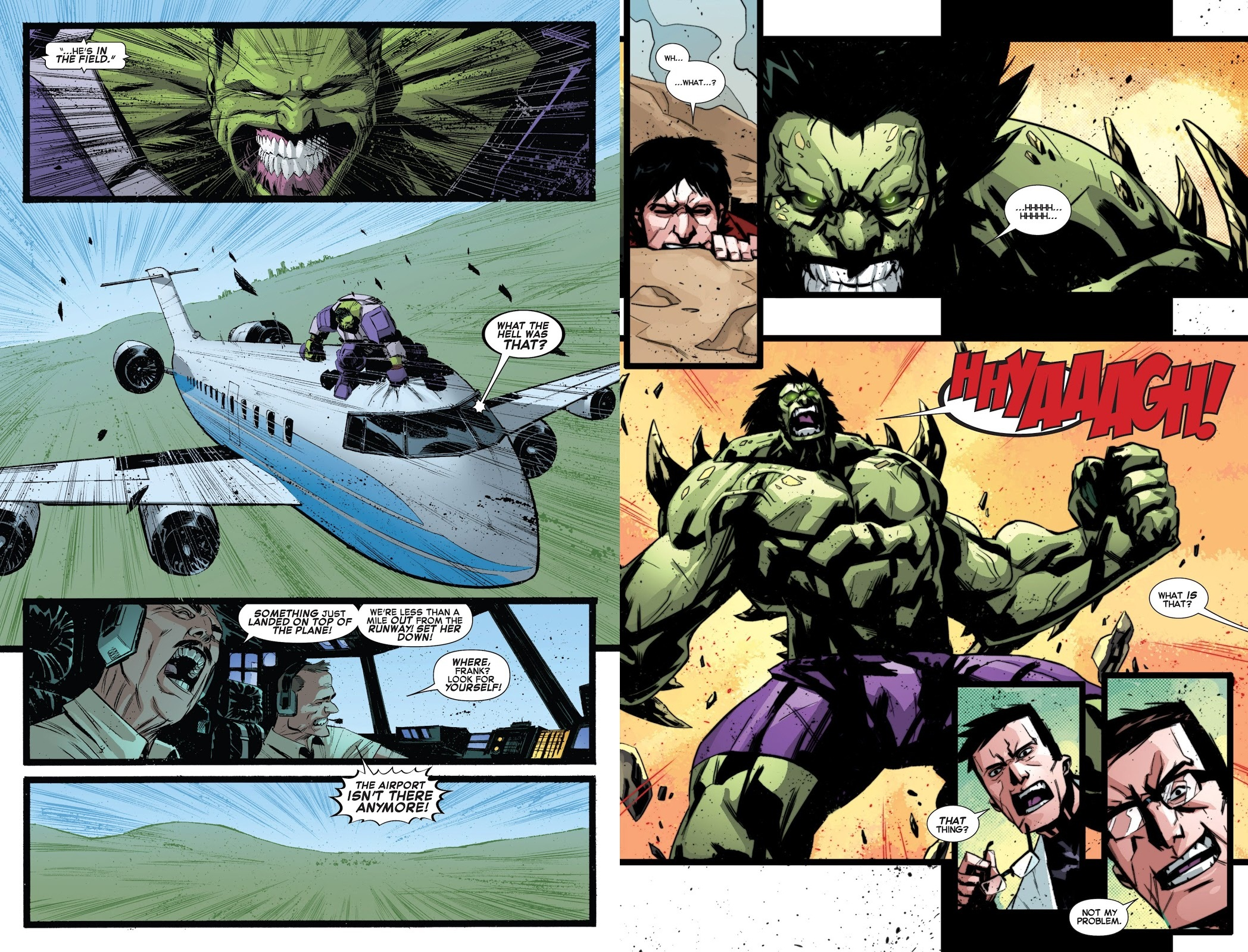 Indestructible Hulk 3 S.M.A.S.H. Time review