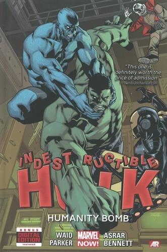 Indestructible Hulk: Humanity Bomb
