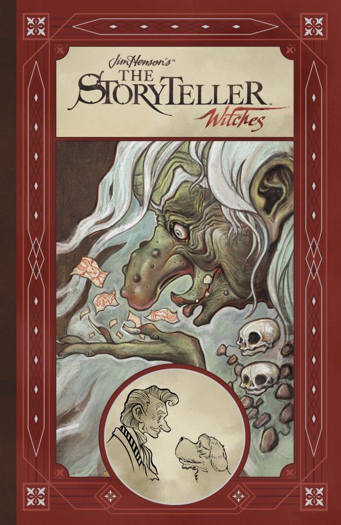 Jim Henson's The Storyteller: Witches