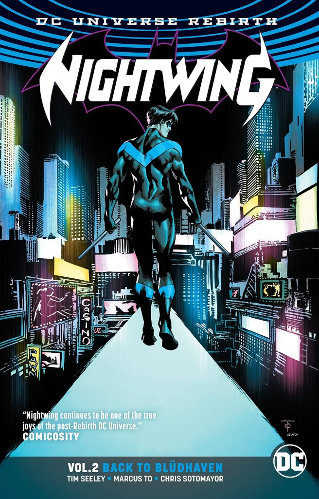Nightwing Vol. 2: Back to Blüdhaven