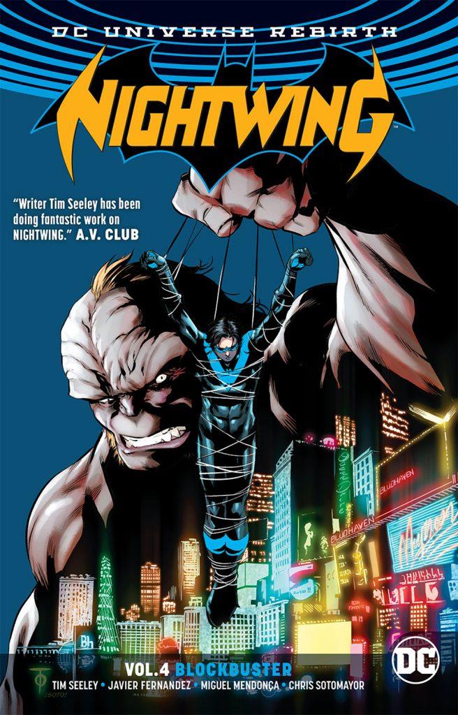 Nightwing Vol. 4: Blockbuster