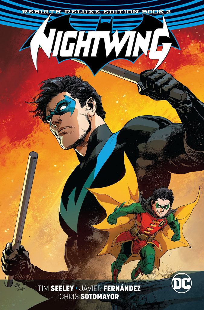 Nightwing Rebirth Deluxe Edition Book Two