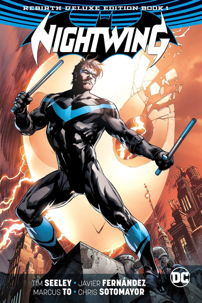 Nightwing Rebirth Deluxe Edition Book One