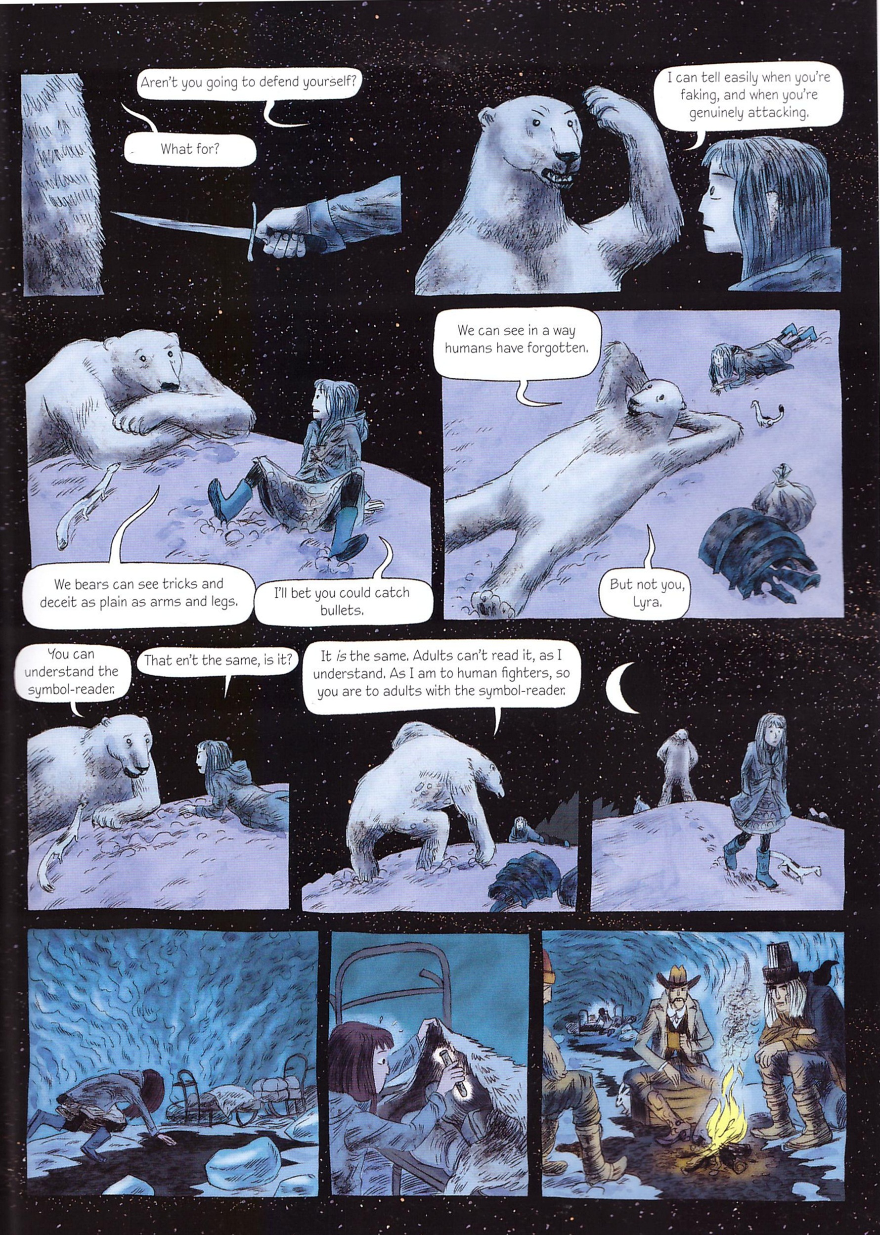 Northern Lights The Graphic Novel review