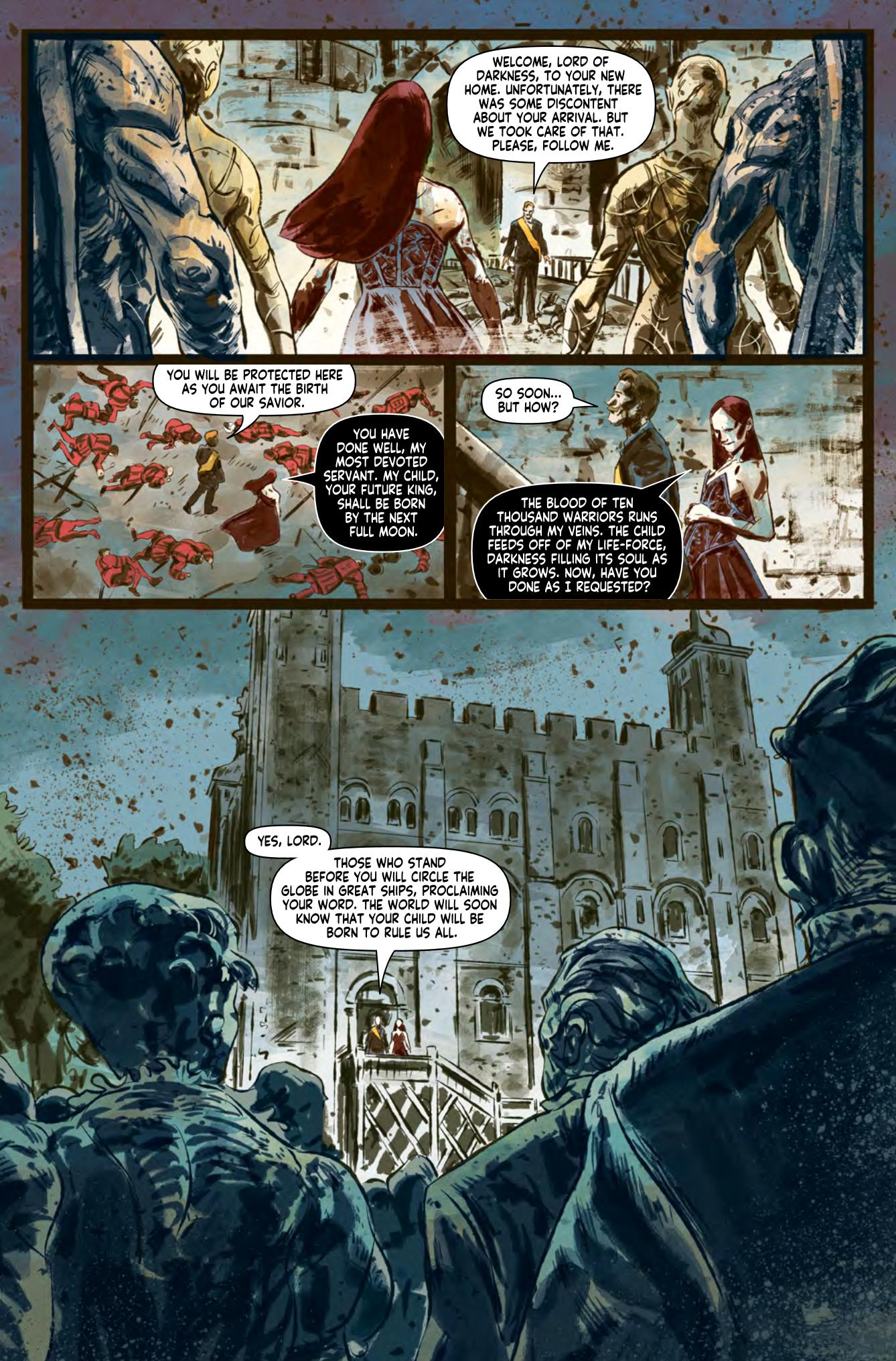 Penny Dreadful The Victory of Death review