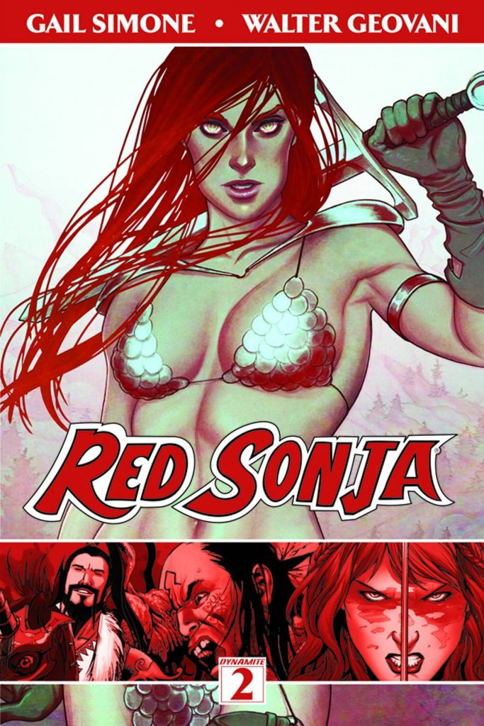 Red Sonja 2: The Art of Blood and Fire