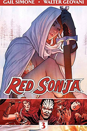 Red Sonja 3: The Forgiving of Monsters