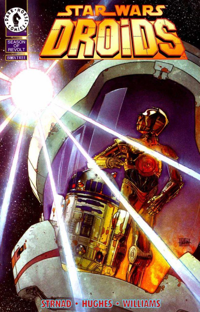 Star Wars: Droids – Season of Revolt