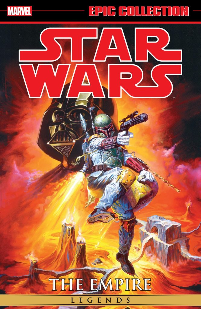 Marvel Epic Collection: Star Wars Legends – The Empire Vol. 4