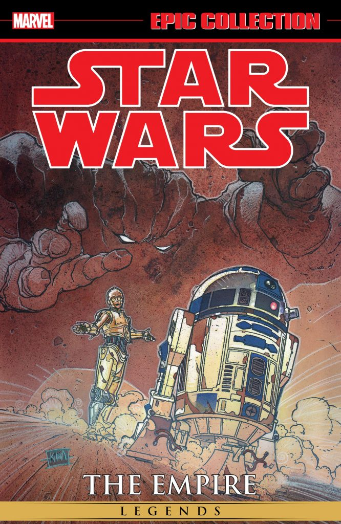 Marvel Epic Collection: Star Wars Legends – The Empire Vol. 5