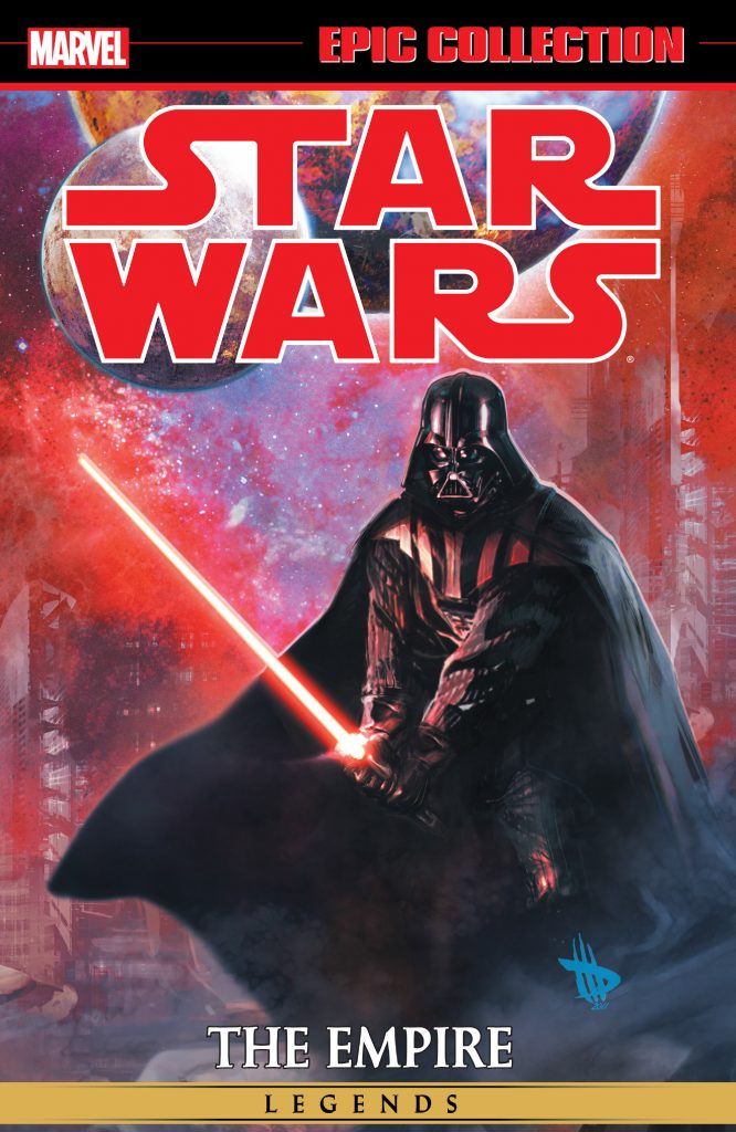 Marvel Epic Collection: Star Wars Legends – The Empire Vol. 2