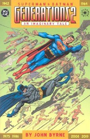 Superman & Batman: Generations 2 – An Imaginary Tale