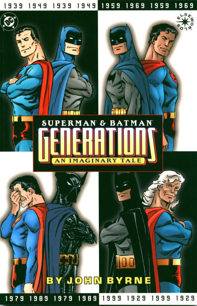 Superman & Batman: Generations – An Imaginary Tale