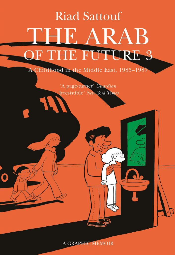 The Arab of the Future 3: A Childhood in the Middle-East, 1985-1987