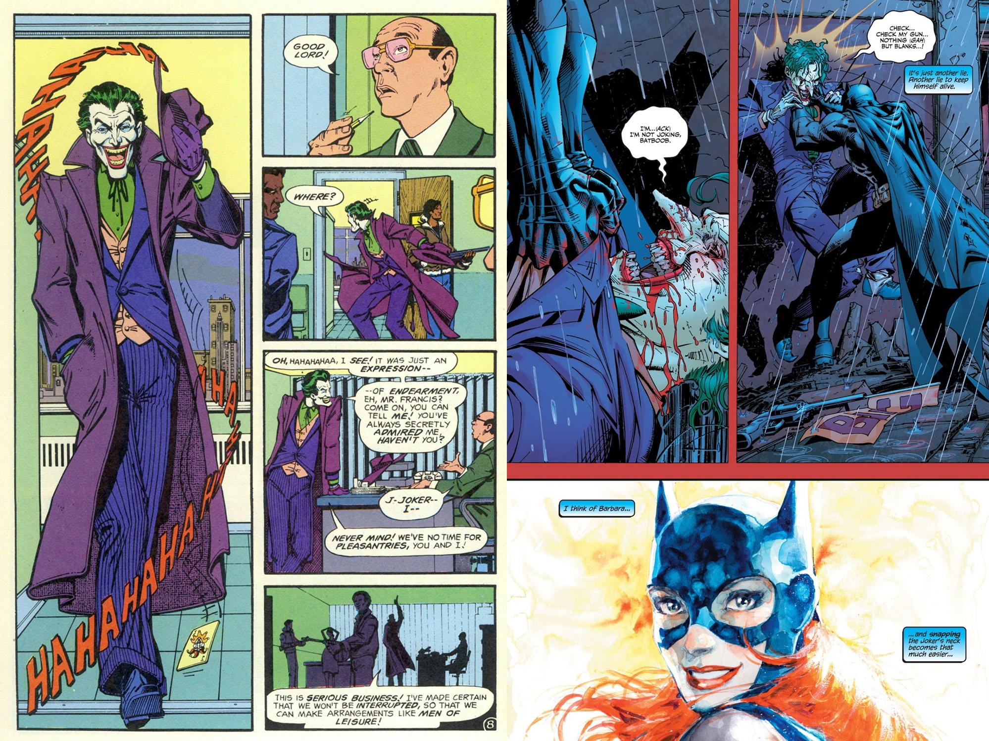 The Joker The Greatest Stories Ever Told review