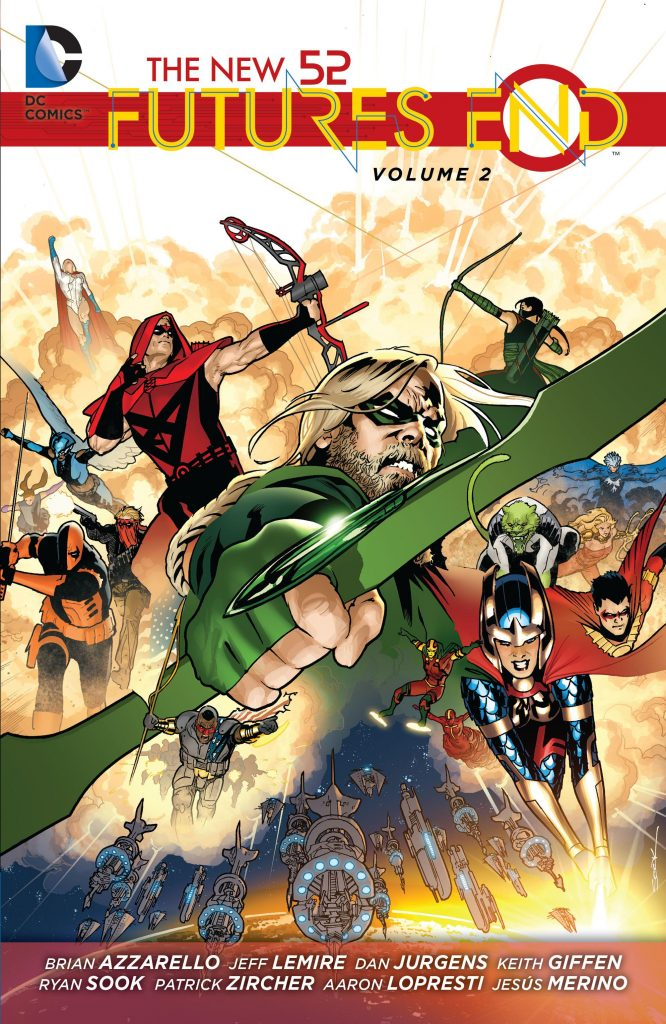 The New 52 Futures End Vol. 2