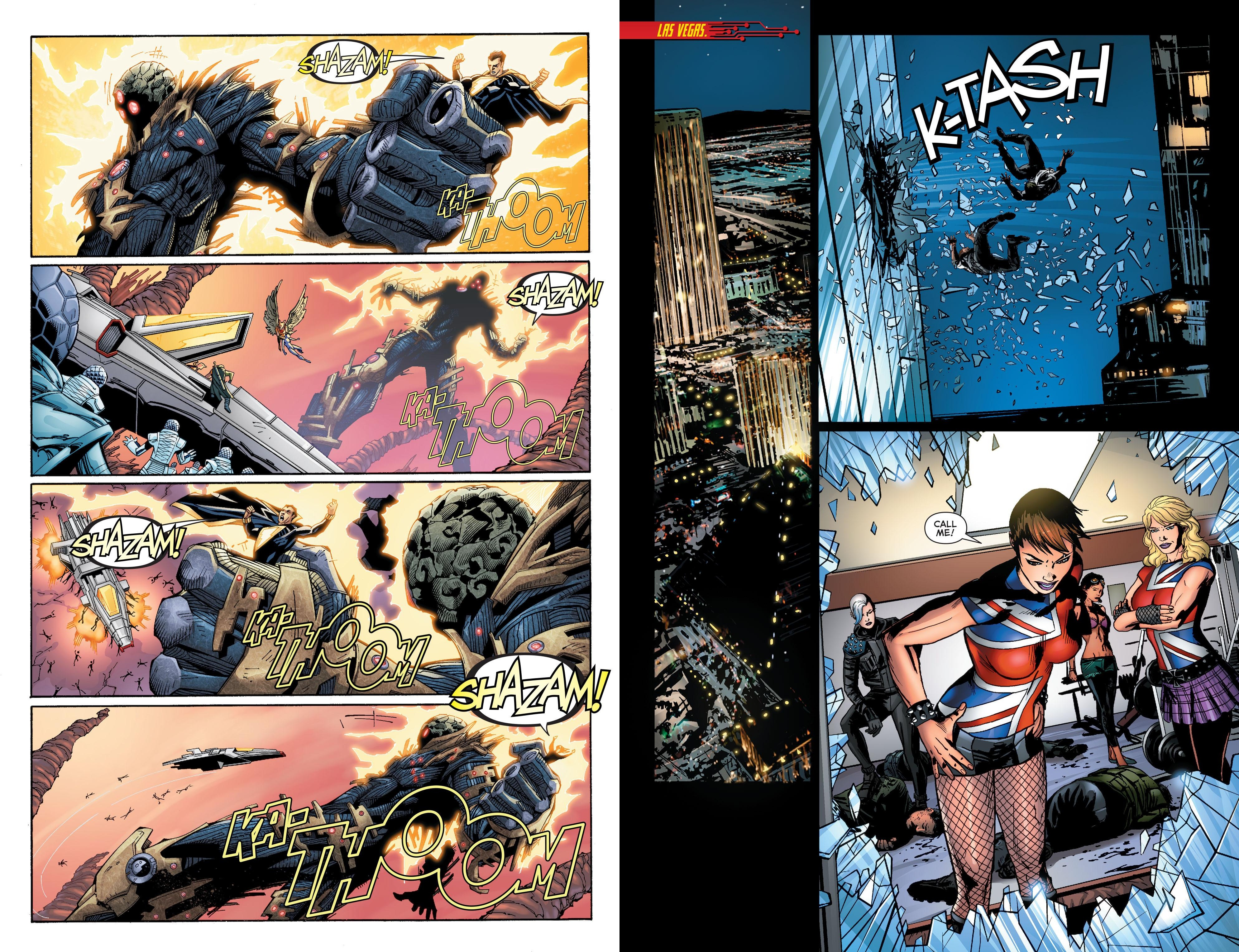 The New 52 Futures End V2 review