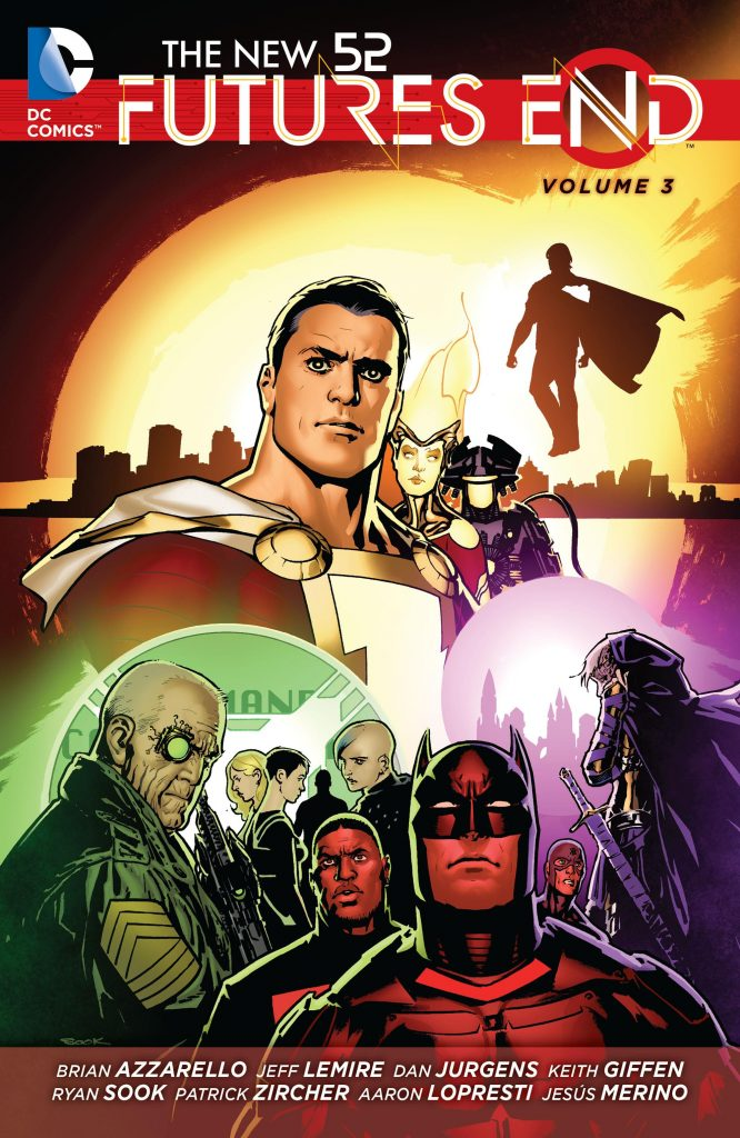 The New 52 Futures End Vol. 3