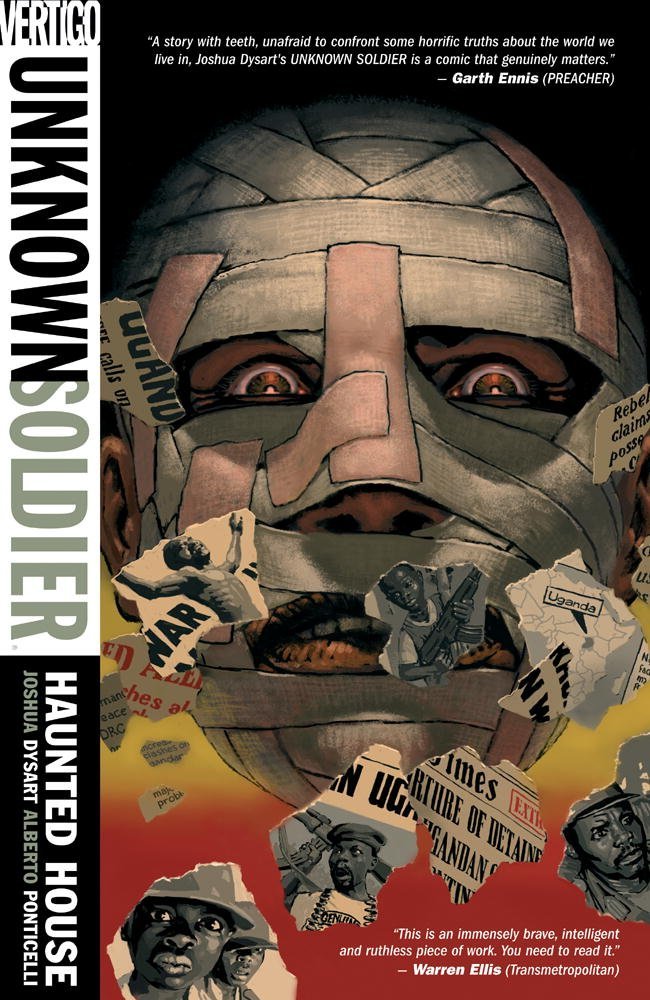 Unknown Solider Vol. 1: Haunted House