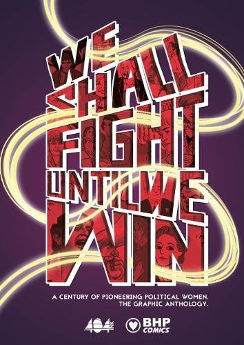 We Shall Fight Until We Win