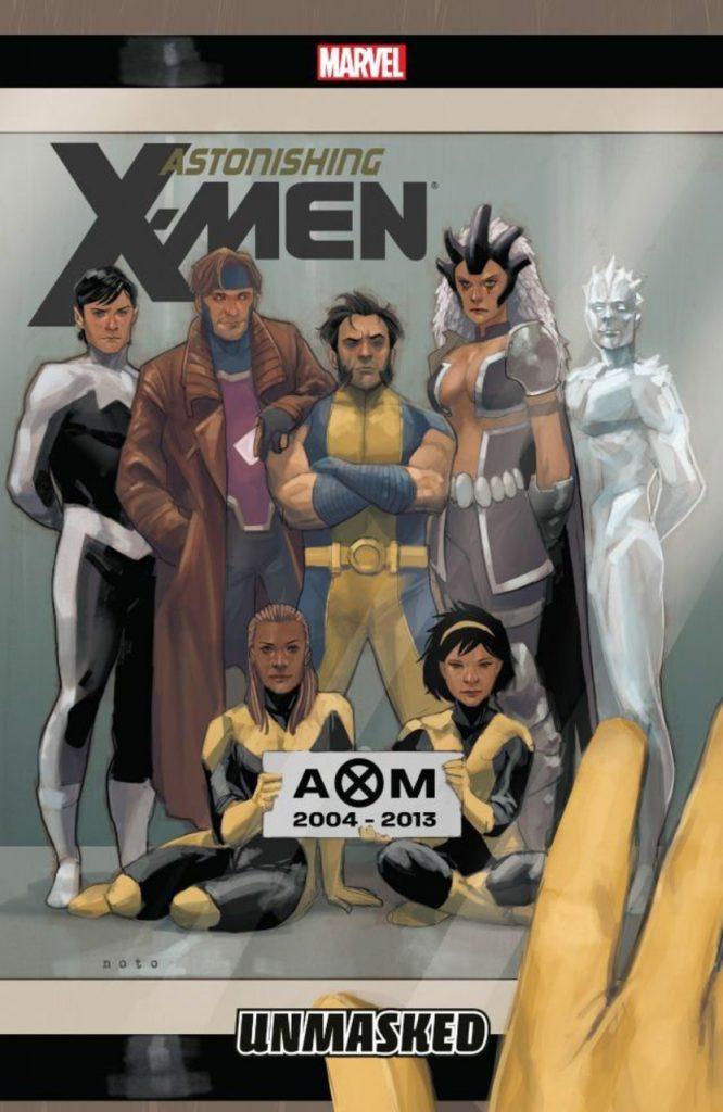 Astonishing X-Men: Unmasked