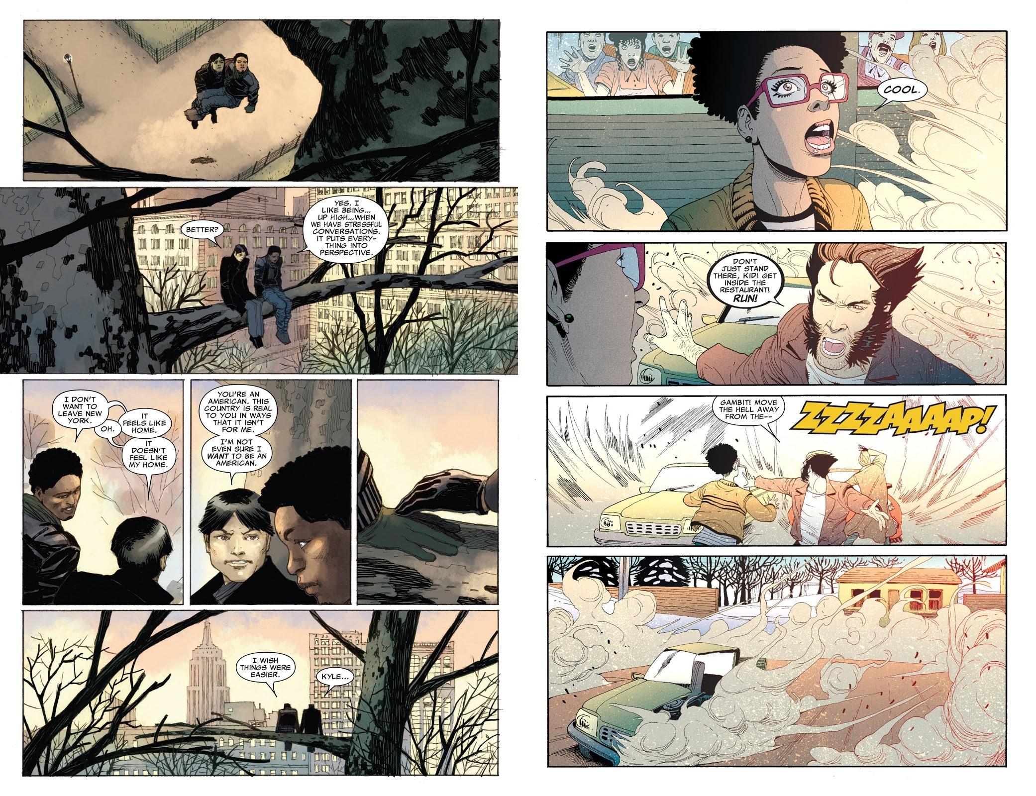 Astonishing X-Men Unmasked review