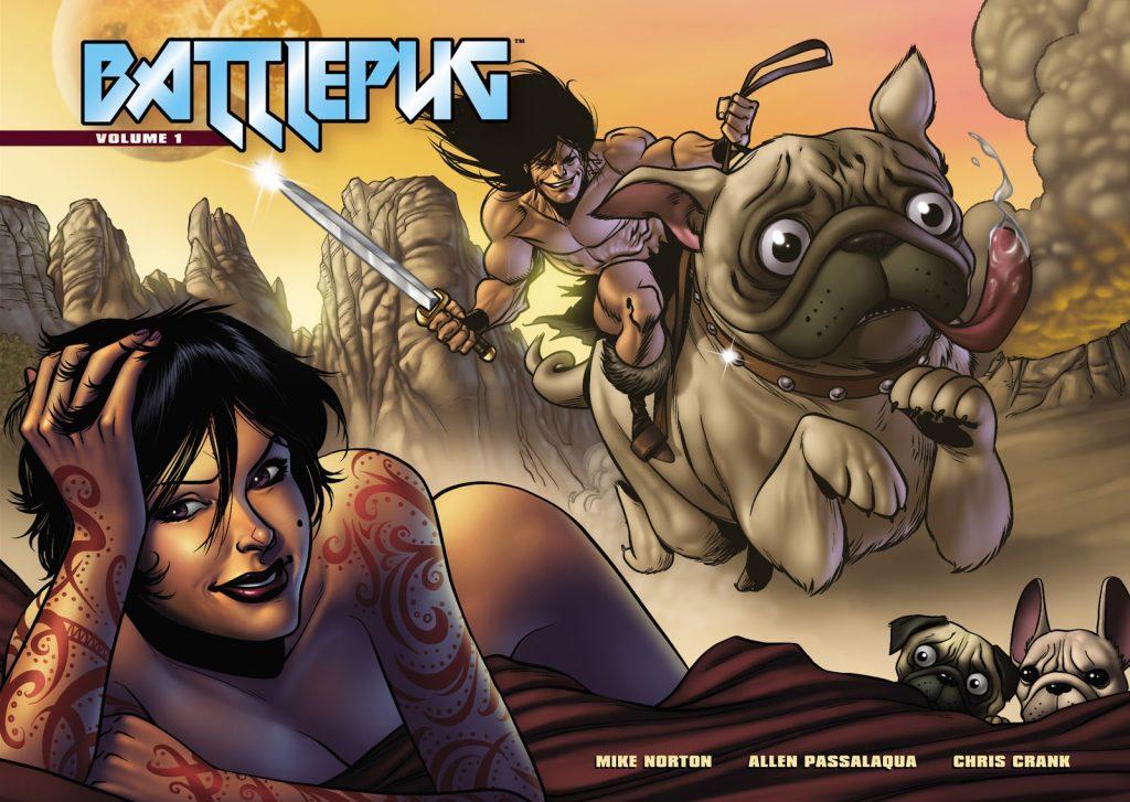 Battlepug Volume 1: Love and Drool
