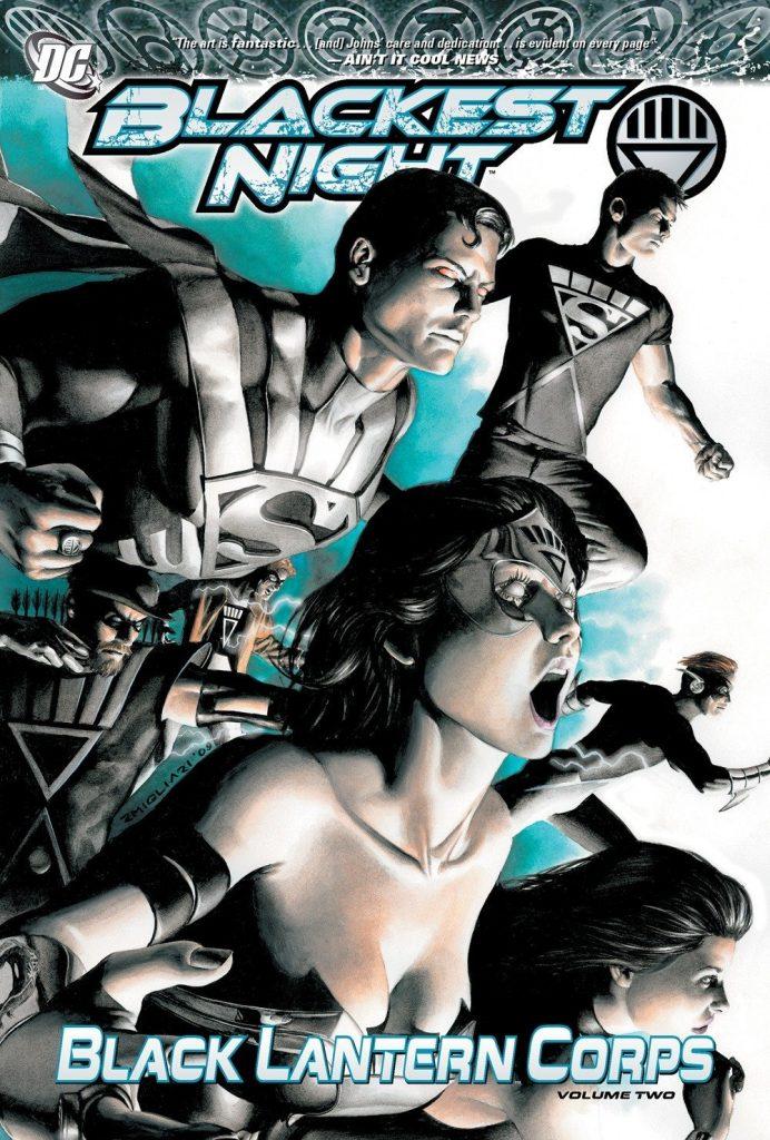 Blackest Night: Black Lantern Corps Volume Two