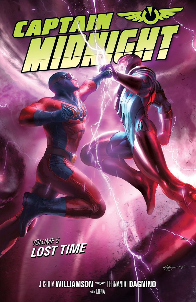 Captain Midnight Volume 5: Lost Time