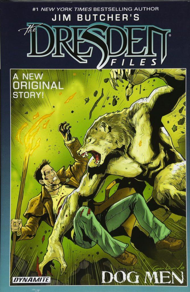 The Dresden Files: Dog Men