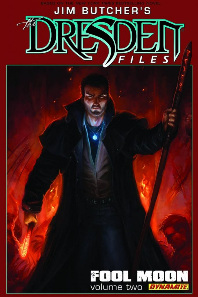 The Dresden Files: Full Moon Volume Two